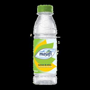 Masafi Flavoured Water Lemon/Mint 500ml