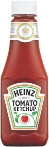 Heinz Ketchup Plastic Bottle 342g