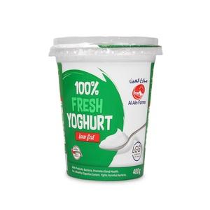 Al Ain Low Fat Yoghurt 400g
