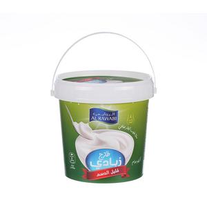 Al Rawabi Low Fat Yoghurt 1kg