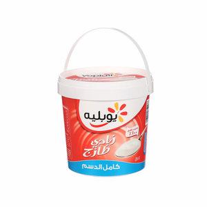 Yoplait Plain Full Fat Yoghurt 1kg