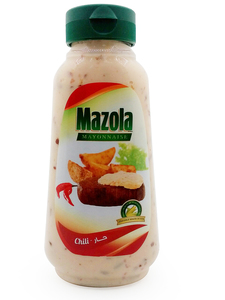 Mazola Mayo Chilli 340ml
