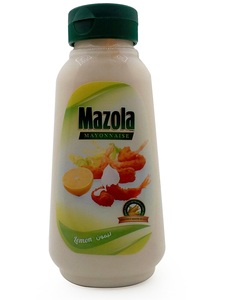 Mazola Mayo Lemon 340ml