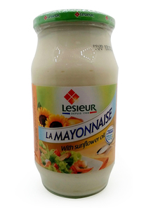 Lesieur Mayo With Sunflower Oil Jar 710g