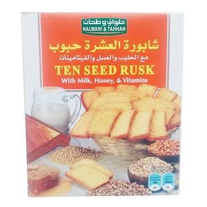 Halwani & Tahhan Ten Seed Rusk 300g