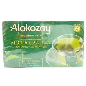Alokozay Moroccan Tea Bags 25s