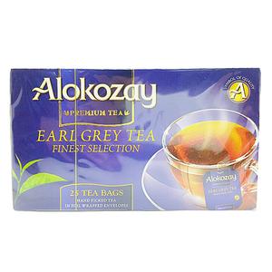 Alokozay Earl Grey Tea Bags 25pcs