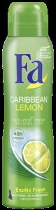 Fa Deo Spray - Caribbean Lemon 150ml