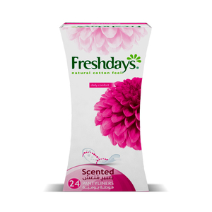 Freshdays Daily Liners Normal Scented 24s