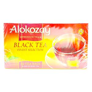 Alokozay Black Tea Bags 50s