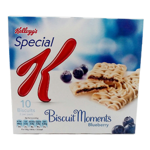 Kellogg's Special K Biscuit Moments Blueberry 5x25g