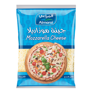 Almarai Shredded Mozzarella 200g