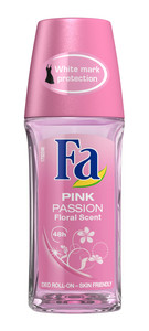 Fa Deo Roll On - Pink Passion 50ml