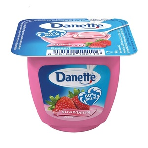 Danette Strawberry Flavour Dessert  90g