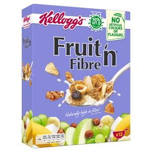 Kellogg's Fruit N Fibre Cereal 375g