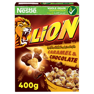 Nestle Lion Breakfast Cereal 400g