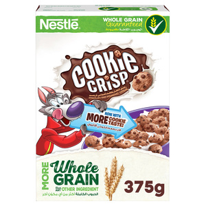 Cookie Crisp Breakfast Cereal 375g