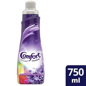 Comfort Concentrated Fabric Softener Lavender & Magnolia 750ml