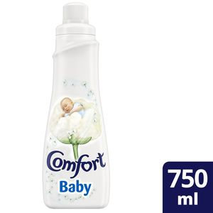 Comfort Concentrated Fabric Softener Baby 750ml