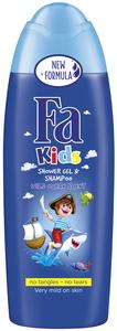 Fa Shower Gel Kids Pirate Blue 250ml
