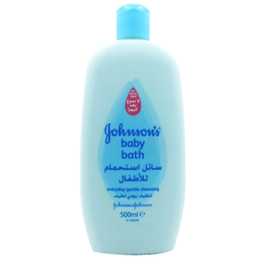 Johnson's Baby Bath 500ml
