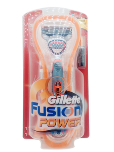 Gillette Fusion Power Men's Razor 1s
