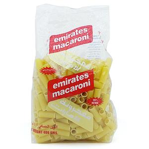 Emirates Macaroni Sedano Full 400g