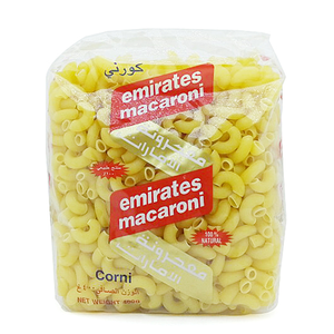 Emirates Corni Pasta 400gm