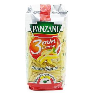 Panzani 3min Express Penne Rigate 500g