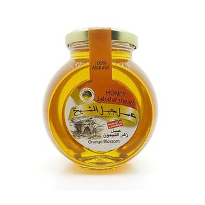 Jabal El Sheikh Orange Blossom Honey 425g