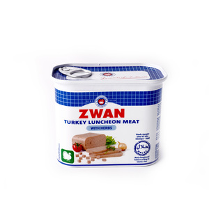 Zwan Turkey Luncheon Meat 340g