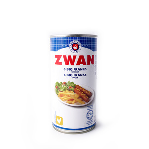 Zwan Chicken Frankfurtr 300g