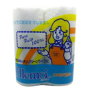 Ellemoi Kitchen Towel Rolls 200s
