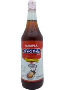Nampla Oyster Original Fish Sauce 700ml