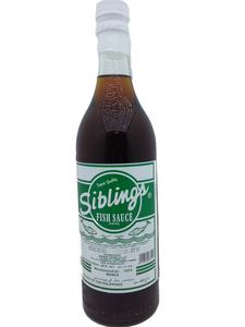 Siblings Fish Sauce 750ml