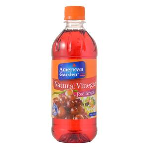American Garden Red Grape Natural Vinegar 473ml