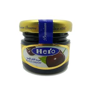 Hero Black Cherry Preserves 28.3g