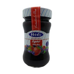 Hero Light Forest Berry Preserves 200g