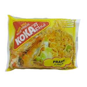 Koka Oriental Style Prawn Instant Noodles 85g
