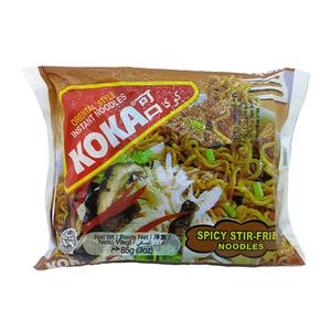 Koka Oriental Style Spicy Stir-fry Noodles 85g