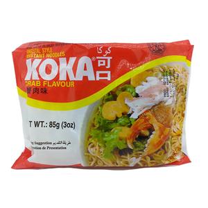 Koka Oriental Style Crab Noodles 85g