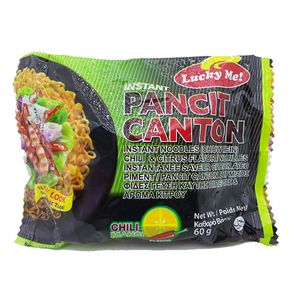 Lucky Me! Chili & Citrus Chow Mein Noodles 60g