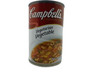 Campbells Vegetarian Vegetable Soup 298g