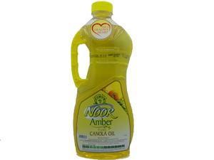 Noor Amber Canola Oil 1.8ltr