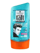 Schwarzkopf Taft Looks Stand Up Look Power Gel Mega Strong 150ml