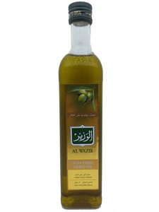 Al Wazir Extra Virgin Olive Oil Bottle 500ml