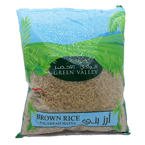 Green Valley Brown Rice 2kg