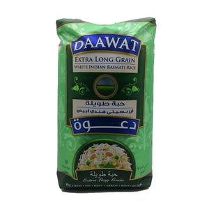 Daawat Extra Long Grain Basmati Rice 1kg