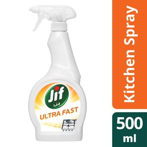 Jif Ultrafast Kitchen Spray 500ml