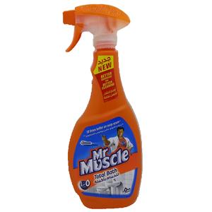 Mr.Muscle Bathroom Cleaner 500ml